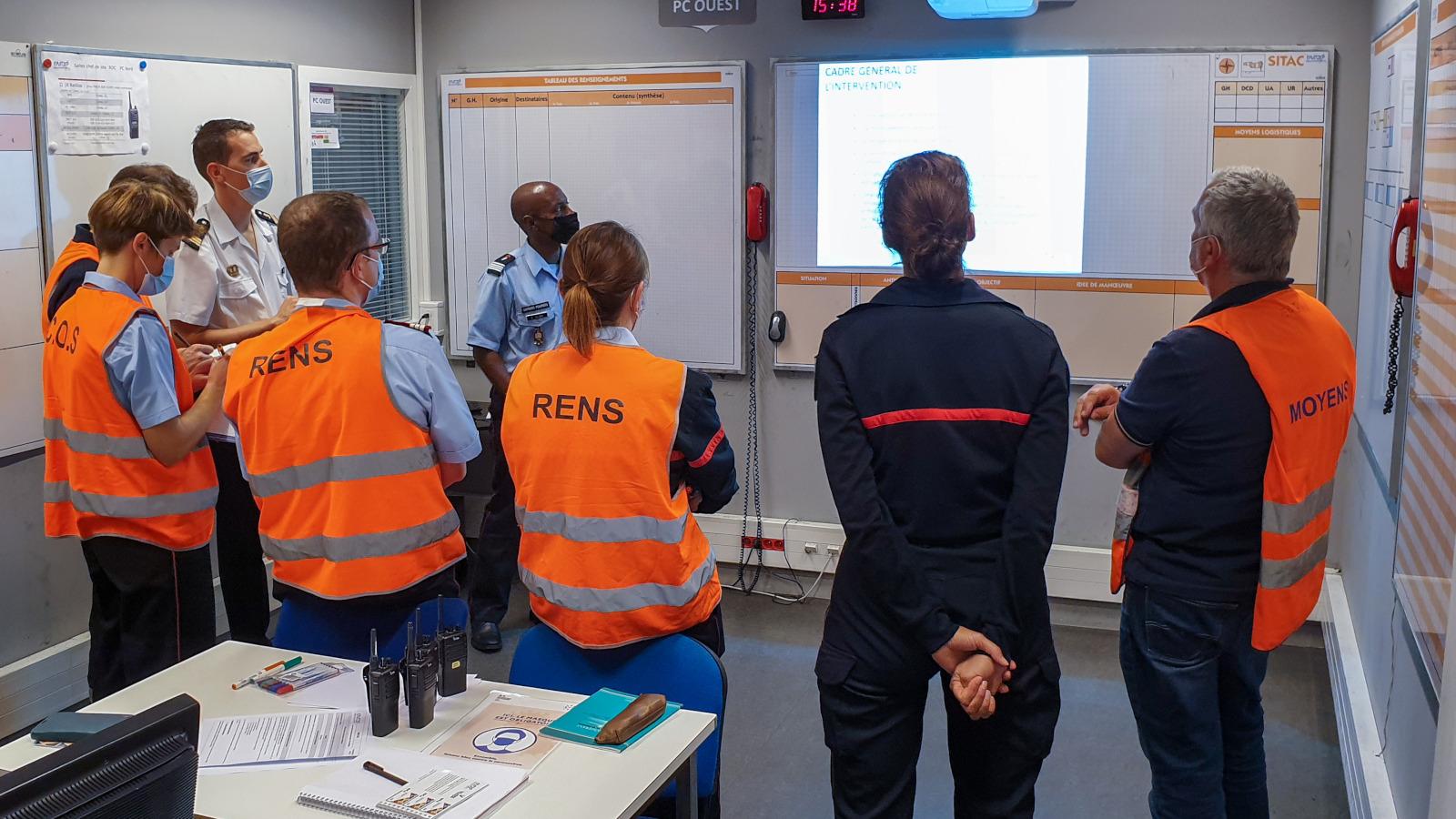 Directeurs des secours médicaux (7)